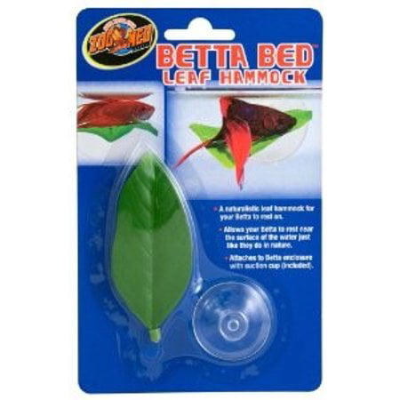 (2 Pack) Brand New, Zoo Med Betta Leaf Hammock (Sale Zoo Med - Aquarium Decorations / Ornaments) ZMBL20 ZOO MED LABORATORIES INC