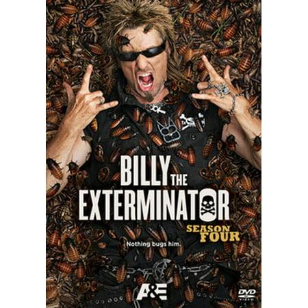 Billy the Exterminator: Season 4 (DVD)