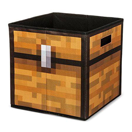 Minecraft Collapsible Storage Box 1 Each Walmart Com Walmart Com