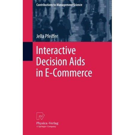 Interactive Decision Aids In E Commerce  2012