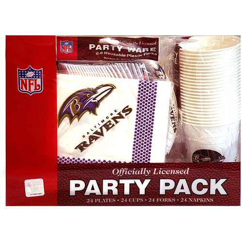 NFL AFC Party Pack