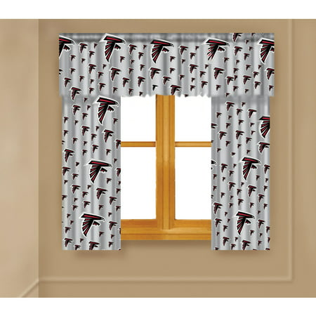 Falcons Curtain Atlanta Falcons Curtain Falcons Curtains