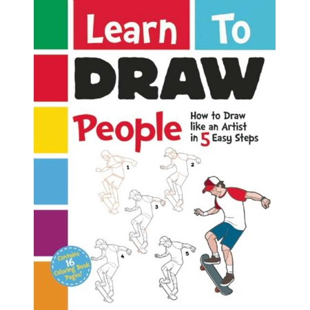 Learn to Draw People : How to Draw like an Artist in 5 Easy Steps](Easy Stuff To Draw For Halloween)