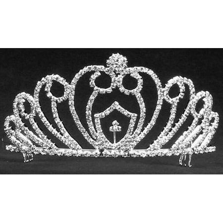 Rhinestone Sweet 16 Mis Quince Corona or Sweet 15 Birthday Rhinestones Tiara Princess - 15 Tiara
