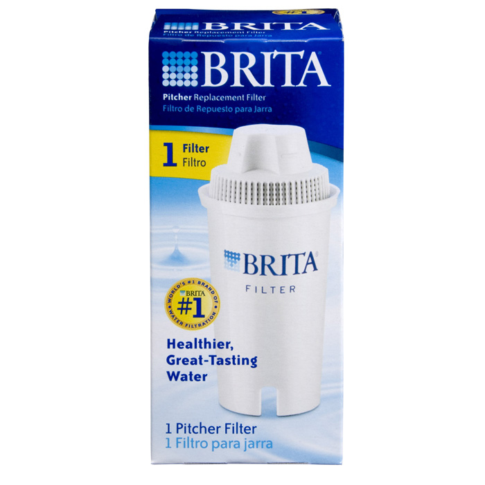 brita ob0335501 pitcher replacement filter single pack ob0335501