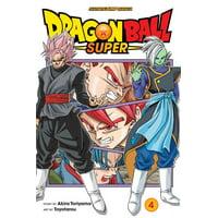 Dragon Ball Super, Vol. 4 : Last Chance For Hope
