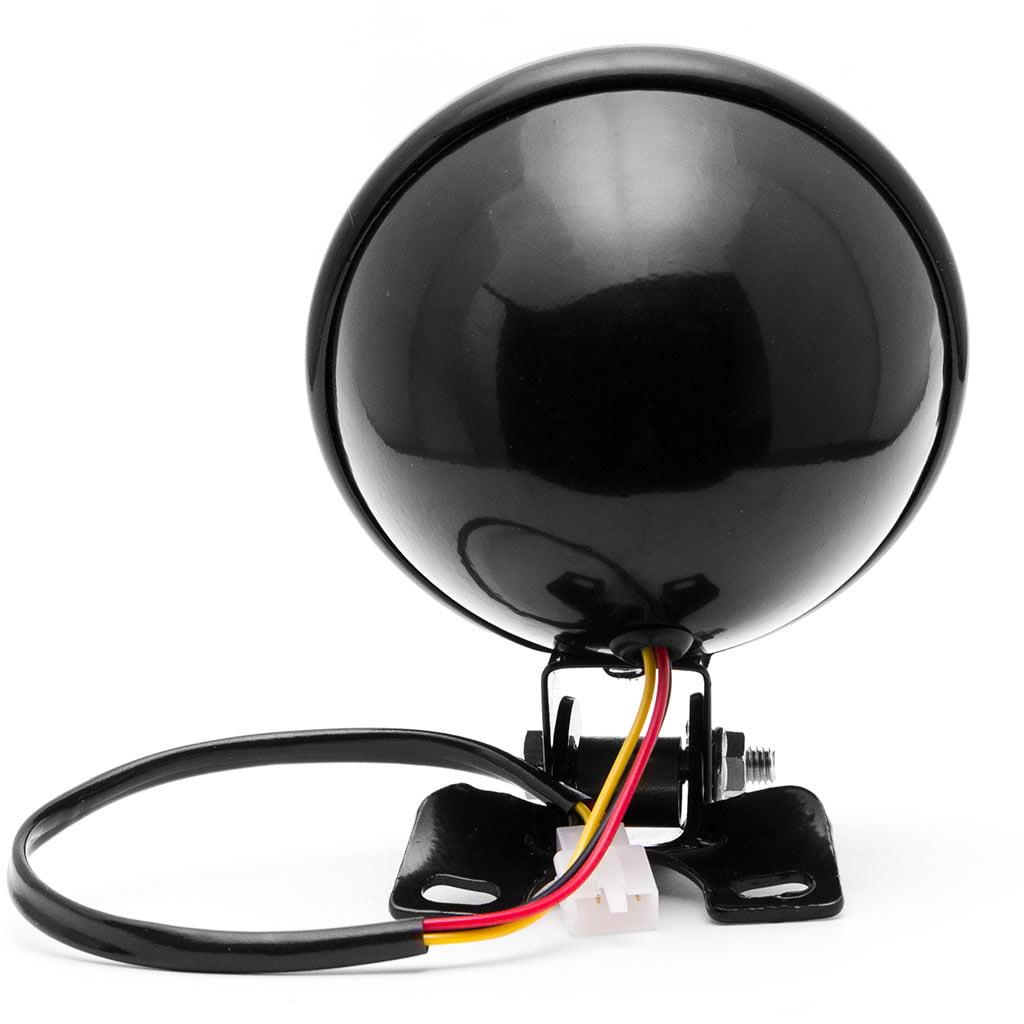 "Krator 5"" Black LED Headlight with Light Mounting Bracket for Suzuki Boulevard S40 S50 S83 - image 1 of 7"