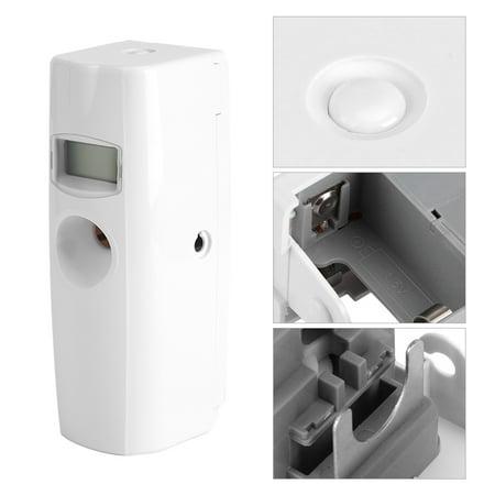 Garosa Distributeur automatique de parfum, rafraîchisseur automatique de parfum de parfum d'arome de distributeur automatique de parfum de moniteur d'affichage d'affichage à cristaux liquides, - image 1 de 8