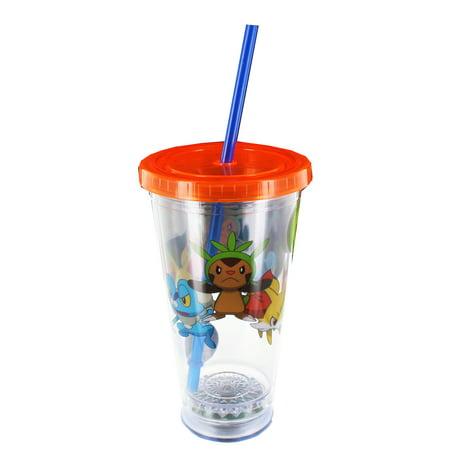 Led Drinkware (Pokemon LED 16oz Carnival Cup)