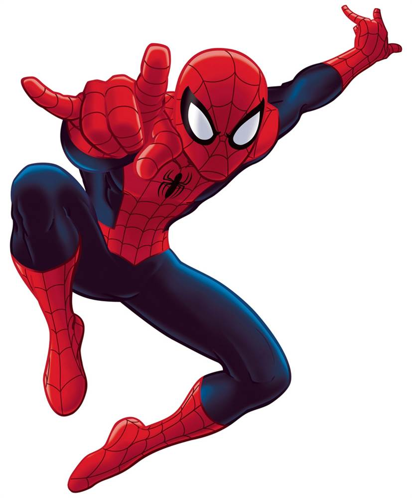Room mates spider man ultimate giant wall decal walmart amipublicfo Choice Image