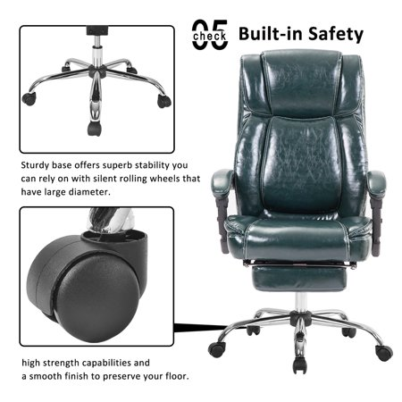 Magnificent Racing Gaming Chair High Back Office Chair Reclining Ergonomic Chair With Footrest Executive Rolling Swivel Chair Computer Chair With Arms Ncnpc Chair Design For Home Ncnpcorg