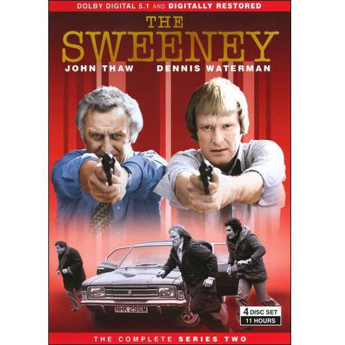 Sweeney: The Complete Second Series