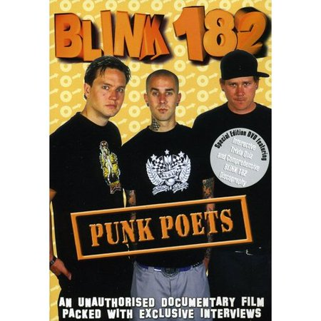 Punk Poets (Amaray Case)