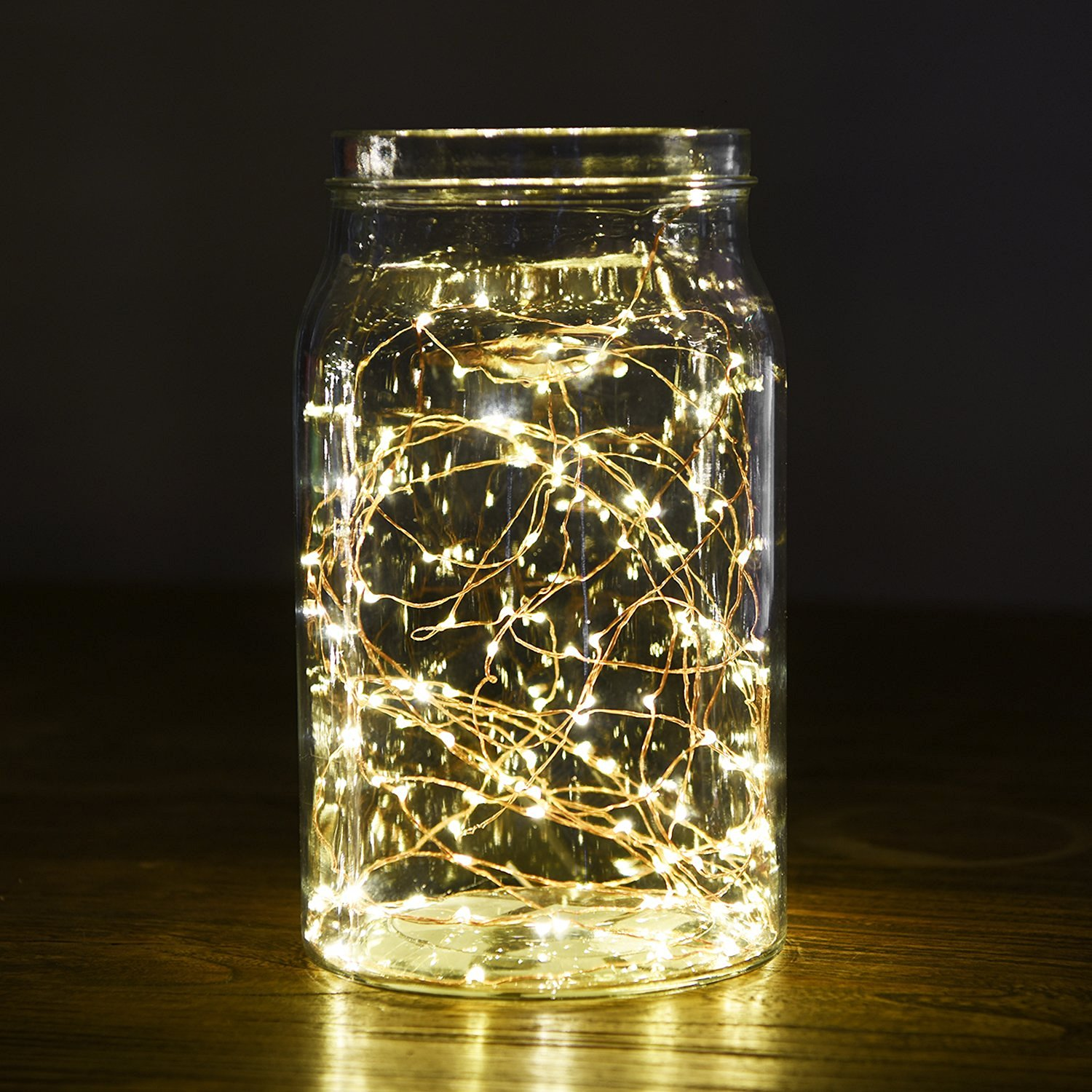 Oak Leaf Warm White Fairy Lights 2 Set Of 4 9 Feet 30 Led Starry Wite String Lights For Diy