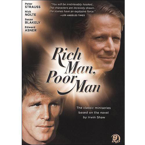 Rich Man, Poor Man: The Complete Collection (Full Frame)