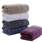 1PC Microfiber Bath Towel-Luxurious Jumbo Bath Sheet (13.38x29.52 inches)-100% Ring Spun Cotton Highly Absorbent and Quick Dry Extra Large Bath Towel For Sports, Travel, Fitness, Yoga