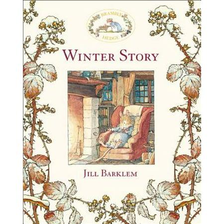 Winter Story (Brambly Hedge) (Brambly Hedge China)