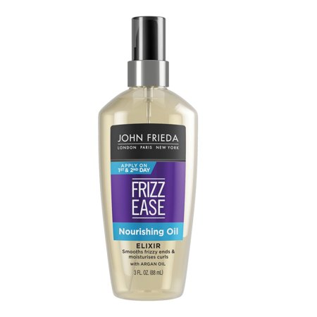 John Frieda Frizz Ease Nourishing Elixir Oil, 3 Oz