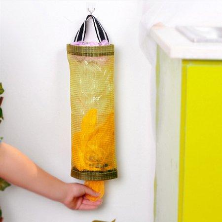 Convenient Home Kitchen Hanging Bag Organizer Grocery