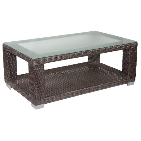 Coffee table with tempered glass top for Coffee tables walmart