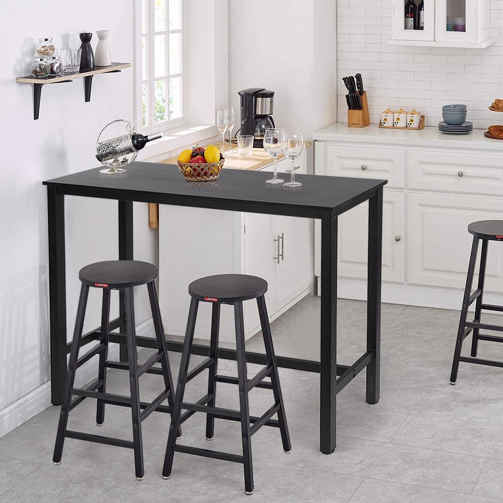 JCXAGR Household Pub Table Counter Height Dining Table For Kitchen Dining  Room   Walmart.com