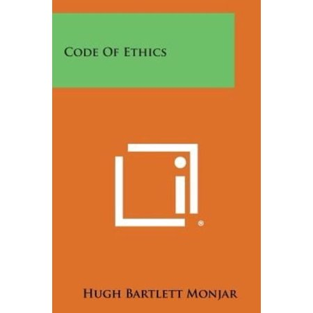 how to write a code of ethics