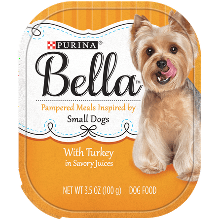 Halloween Savory Food (Purina Bella With Turkey in Savory Juices Adult Wet Dog Food - 3.5 oz.)