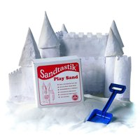 Sandtastik White Play Sand