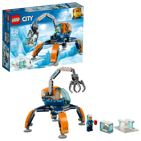LEGO City Arctic Expedition Arctic Ice Crawler 60192