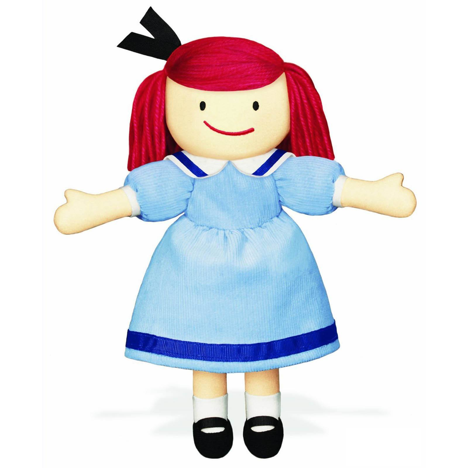 Madeline My Friend 10 inch Plush Figure by