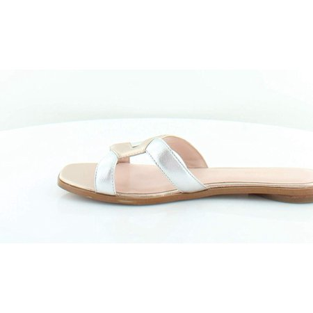 Avec Les Filles Womens Blaye Open Toe Casual Slide Sandals - image 1 of 2