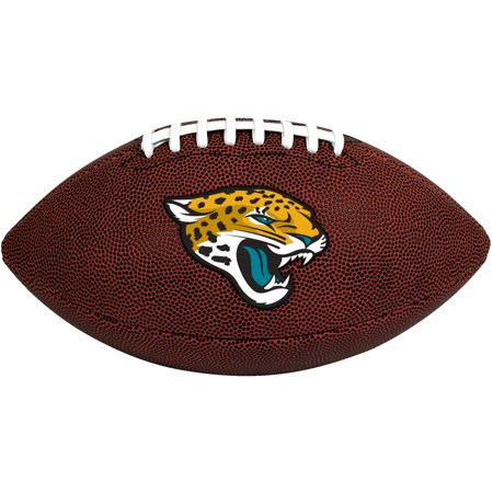 Rawlings NFL Official Size Game Time Football, Jacksonville Jaguars - Official Nfl Super Bowl Football