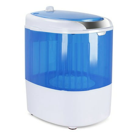 DELLA Portable Washing Machine Top Loader Compact Mini Washer 6.6 LBS Load Capacity, (Best Value Front Loader Washing Machine)