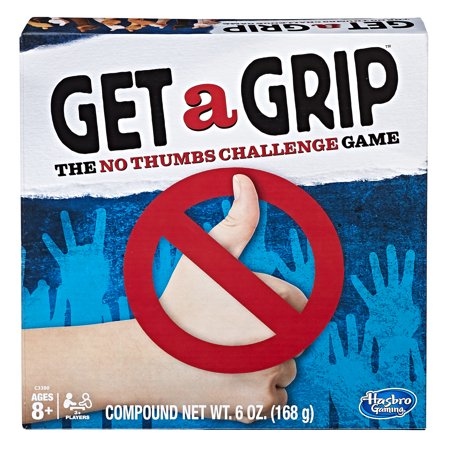 Get a Grip Game](Get Ready For Halloween Game)