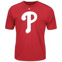 MLB Men s Synthetic Official Logo T-Shirt (Large 4b8dd3da9