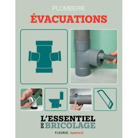 Sanitaires & Plomberie : Évacuations (L'essentiel du bricolage) - (Bricolage D'halloween)