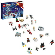LEGO Star Wars Advent Calendar 75279 Building Kit, Fun Christmas Countdown Calendar with Star Wars Buildable Toys (311 Pieces)
