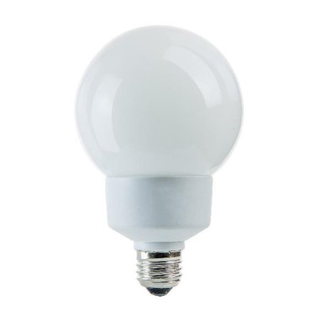 SUNLITE Compact Fluorescent 20W, 5000K Light (Base 5000k Compact Fluorescent Lamp)