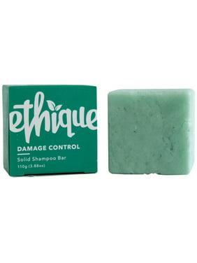 Ethique Eco-Friendly Solid Shampoo Bar, Damage Control 3.88 oz