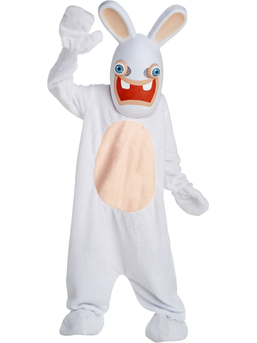 Rabbids Invasion Rabbid Bunny Deluxe Child Costume by Palamon