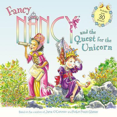 Fancy Nancy and the Quest for the Unicorn - Halloween Fancy Nancy