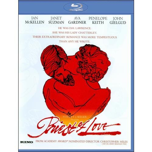 Priest Of Love (Blu-ray) (Widescreen)