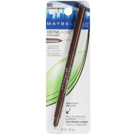 Maybelline New York Define-A-Line Eyeliner, Black