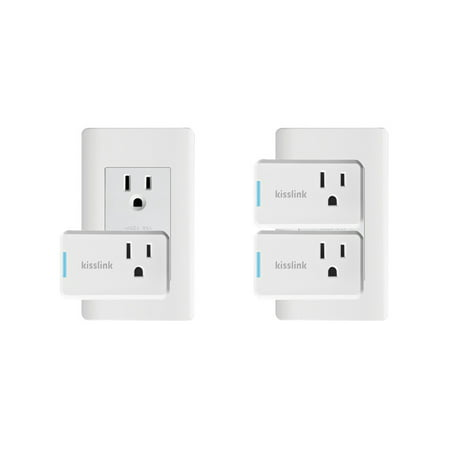 120 Mini Plugs - Kisslink Mini Smart Plug Mini, No Hub Required