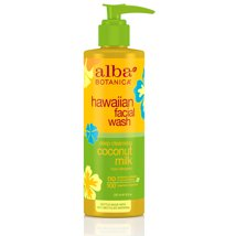 Facial Cleanser: Alba Botanica Hawaiian Facial Wash