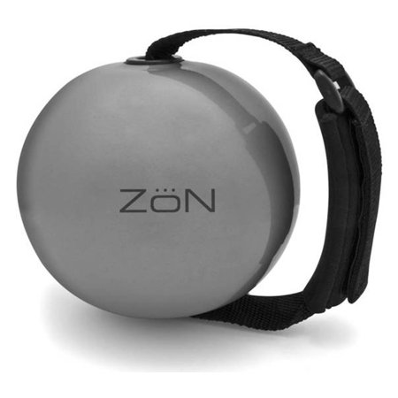 ZoN Weighted Exercise Ball with Adjustable Hand Strap - 2 lb.