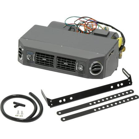 New UAC HVAC Unit Case Assembly -- A/C Under Dash - Billet Under Dash