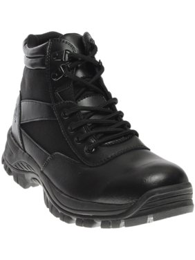 """Dickies DW6415 Men's Javelin 6"""" Tactical Soft Toe Work Boots, Black, Size 9.5"""