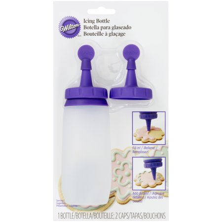 Wilton Cookie Icing Decorating Bottle - Halloween Sugar Cookie Decorating Ideas