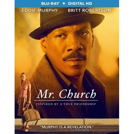 Mr. Church (Blu-ray) -